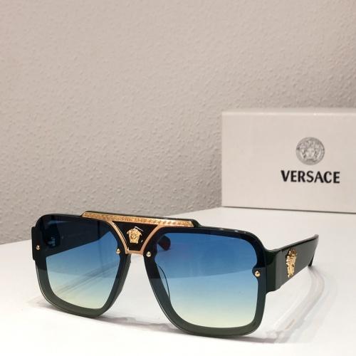 Versace AAA Quality Sunglasses #914552 $60.00 USD, Wholesale Replica Versace AAA+ Sunglasses