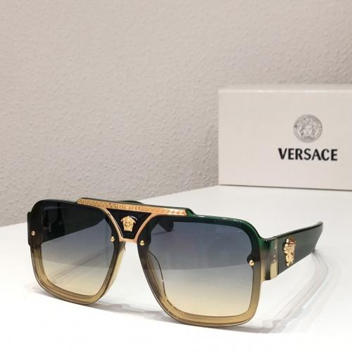 Versace AAA Quality Sunglasses #914553 $60.00 USD, Wholesale Replica Versace AAA+ Sunglasses