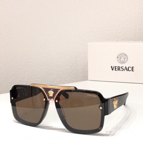 Versace AAA Quality Sunglasses #914554 $60.00 USD, Wholesale Replica Versace AAA+ Sunglasses