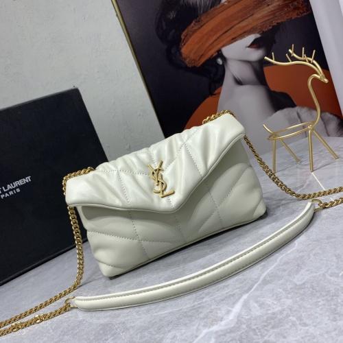 Yves Saint Laurent YSL AAA Messenger Bags For Women #914598