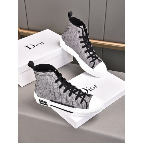 Christian Dior High Tops Shoes For Men #914648