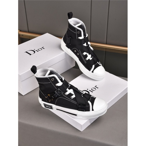 Christian Dior High Tops Shoes For Men #914649