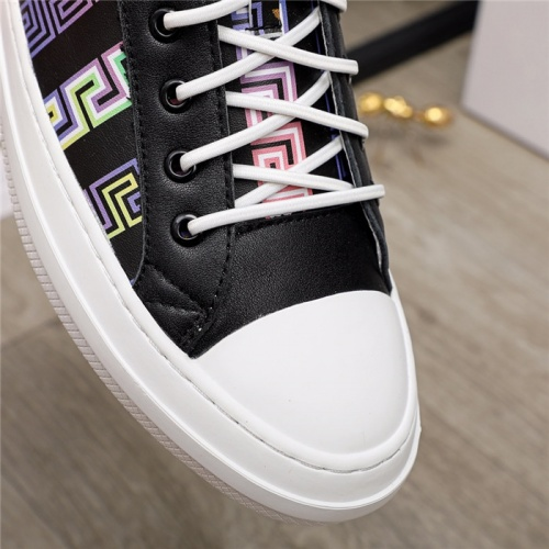 Replica Versace Casual Shoes For Men #914689 $68.00 USD for Wholesale