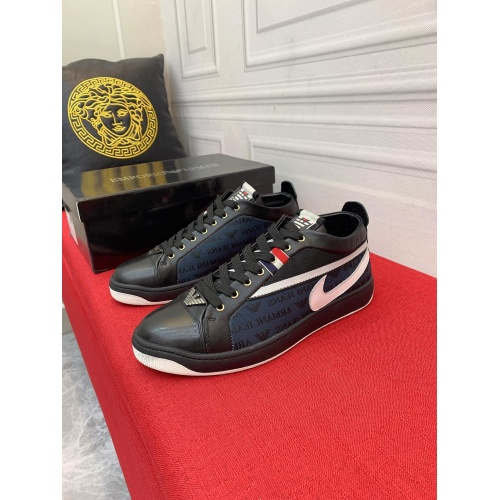 Armani Casual Shoes For Men #914908