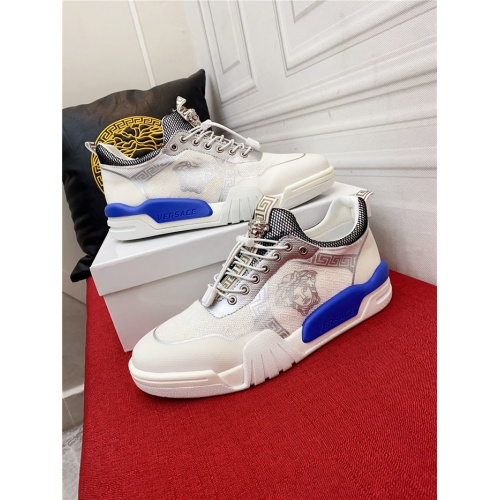 Versace Casual Shoes For Men #915246