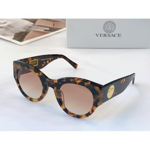 Versace AAA Quality Sunglasses #915429 $56.00 USD, Wholesale Replica Versace AAA+ Sunglasses