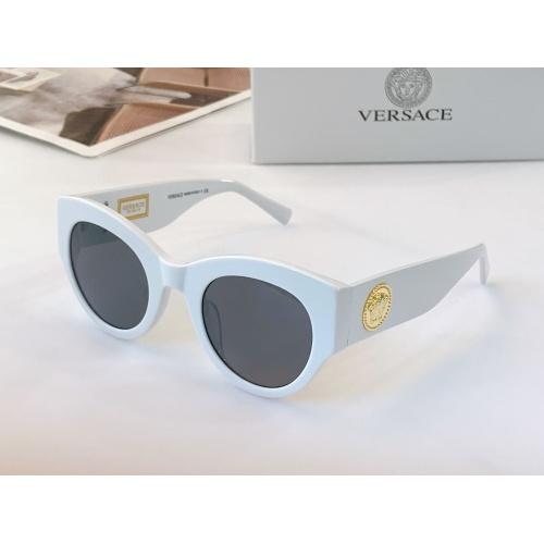 Versace AAA Quality Sunglasses #915432 $56.00 USD, Wholesale Replica Versace AAA+ Sunglasses