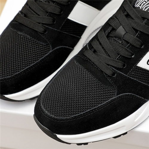 Replica Versace Casual Shoes For Men #915451 $76.00 USD for Wholesale