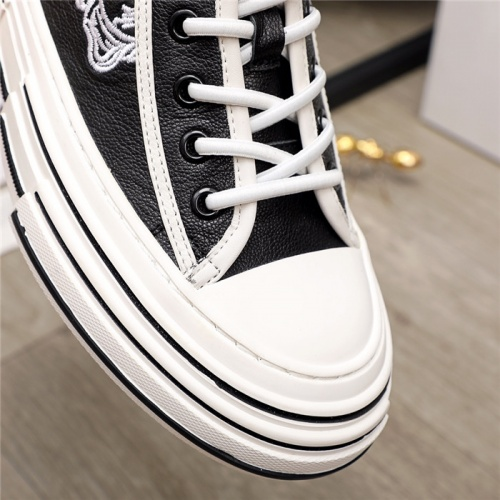 Replica Versace Casual Shoes For Men #915510 $80.00 USD for Wholesale