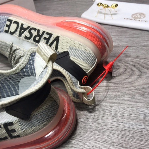 Replica Versace Casual Shoes For Men #915513 $76.00 USD for Wholesale