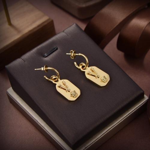 Versace Earrings #915994 $32.00 USD, Wholesale Replica Versace Earrings