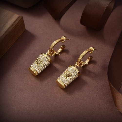 Versace Earrings #915997 $38.00 USD, Wholesale Replica Versace Earrings