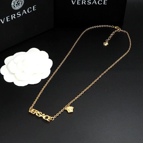 Versace Necklace #916019 $25.00 USD, Wholesale Replica Versace Necklace