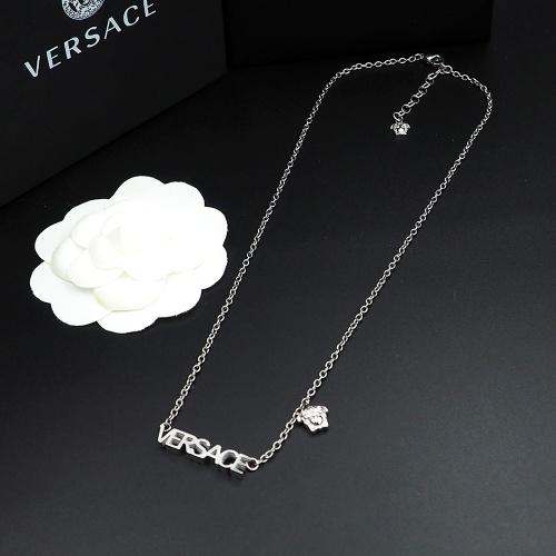 Versace Necklace #916020 $25.00 USD, Wholesale Replica Versace Necklace
