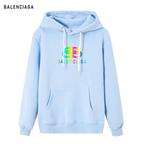 Balenciaga Hoodies Long Sleeved For Men #916078