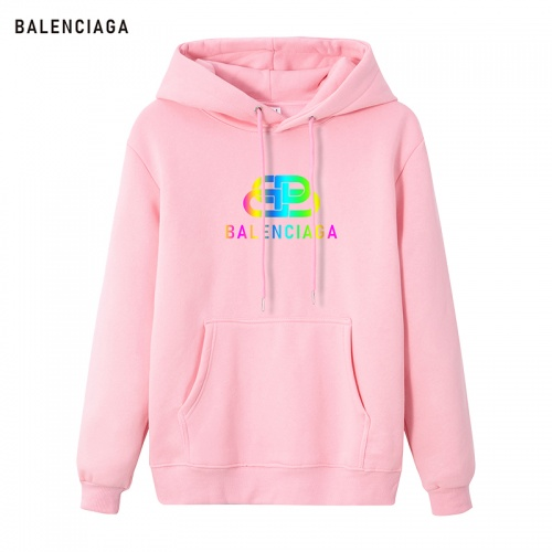 Balenciaga Hoodies Long Sleeved For Men #916080