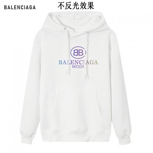 Balenciaga Hoodies Long Sleeved For Men #916092