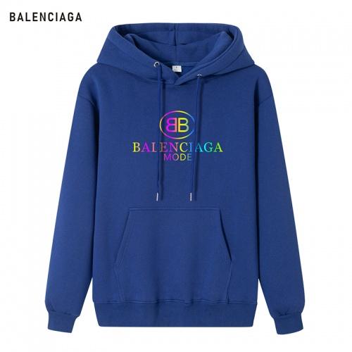 Balenciaga Hoodies Long Sleeved For Men #916093