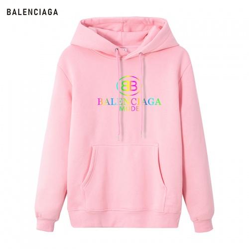 Balenciaga Hoodies Long Sleeved For Men #916095