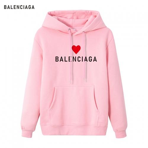 Balenciaga Hoodies Long Sleeved For Men #916112