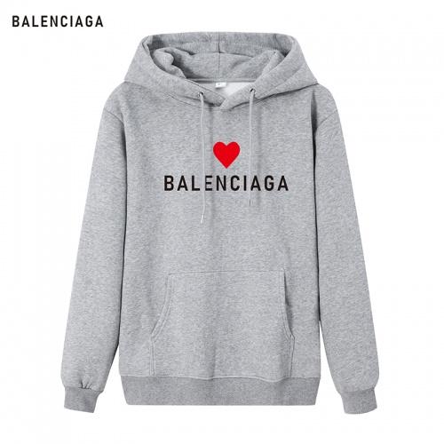 Balenciaga Hoodies Long Sleeved For Men #916114