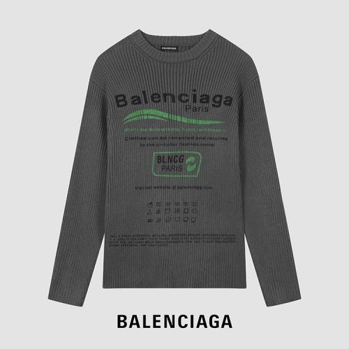 Balenciaga Sweaters Long Sleeved For Men #916116