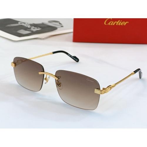 Cartier AAA Quality Sunglassess #916385