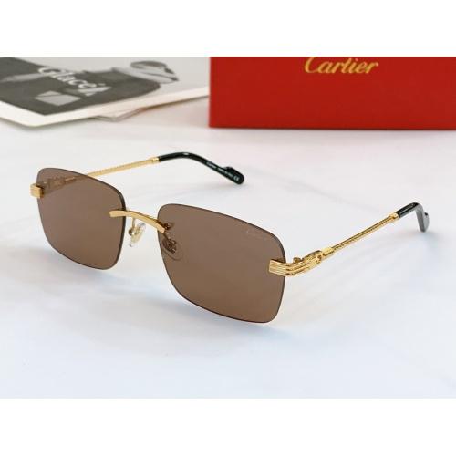 Cartier AAA Quality Sunglassess #916386