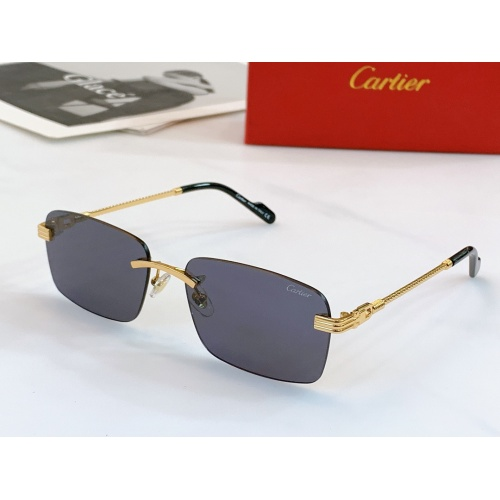 Cartier AAA Quality Sunglassess #916389