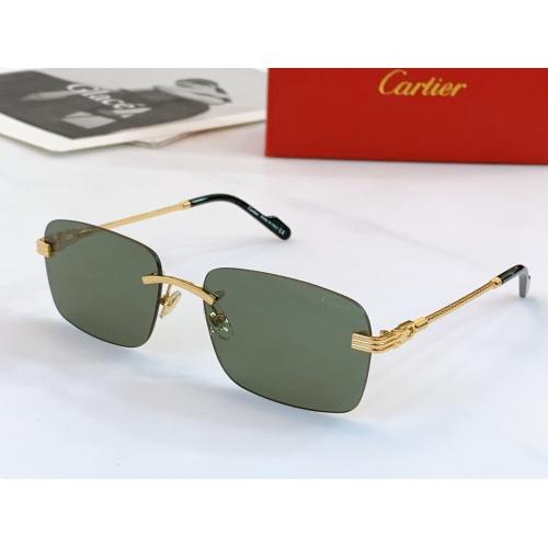 Cartier AAA Quality Sunglassess #916390