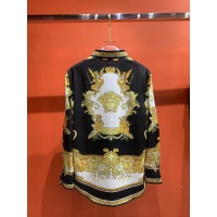 $52.00 USD Versace Shirts Long Sleeved For Men #909063