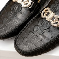 $68.00 USD Versace Leather Shoes For Men #909708