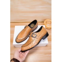 $80.00 USD Versace Leather Shoes For Men #914251