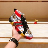 $82.00 USD Versace High Tops Shoes For Men #914260