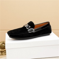 $68.00 USD Versace Leather Shoes For Men #915448