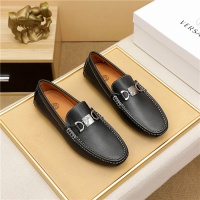 $68.00 USD Versace Leather Shoes For Men #915449