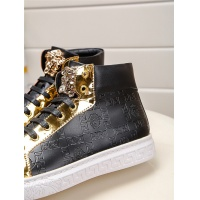 $76.00 USD Versace High Tops Shoes For Men #915506