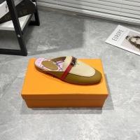 $88.00 USD Hermes Slippers For Women #916236
