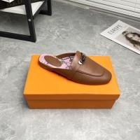 $88.00 USD Hermes Slippers For Women #916237