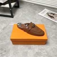 $88.00 USD Hermes Slippers For Women #916238
