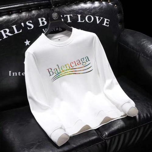 Balenciaga Hoodies Long Sleeved For Men #917074