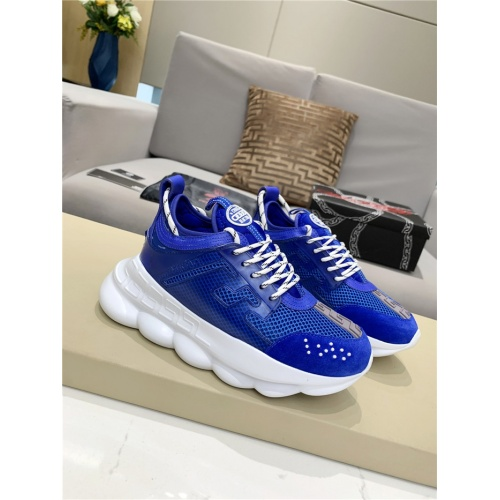 Versace Casual Shoes For Men #917477