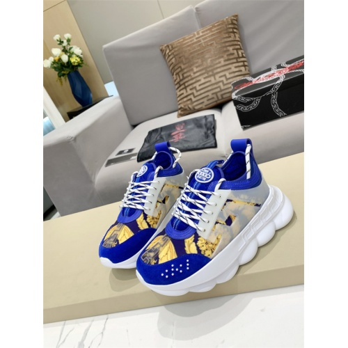 Versace Casual Shoes For Men #917484
