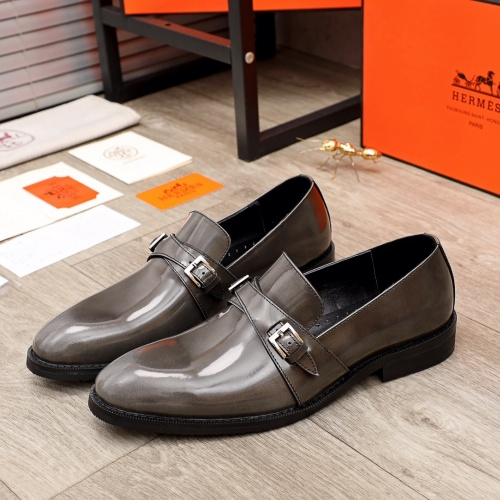 Hermes Leather Shoes For Men #918880
