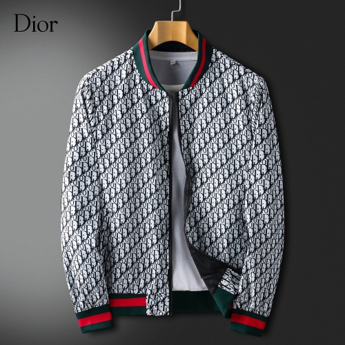 Christian Dior Jackets Long Sleeved For Men #919314