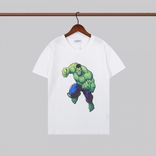 Balenciaga T-Shirts Short Sleeved For Men #919361