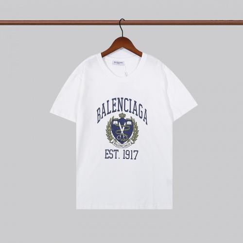 Balenciaga T-Shirts Short Sleeved For Men #919363