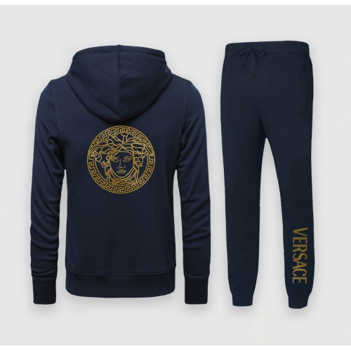 Versace Tracksuits Long Sleeved For Men #919430
