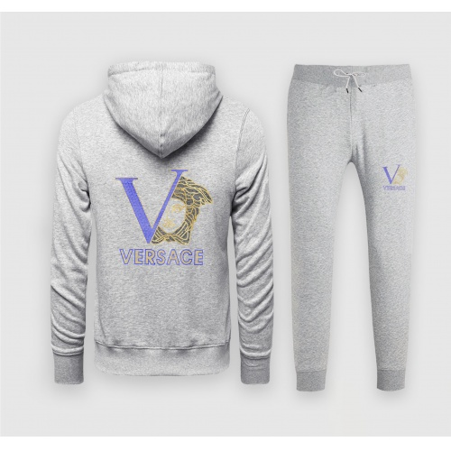Versace Tracksuits Long Sleeved For Men #919450