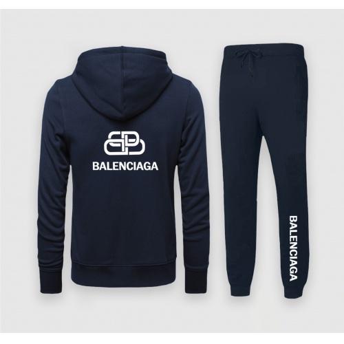 Balenciaga Fashion Tracksuits Long Sleeved For Men #919493